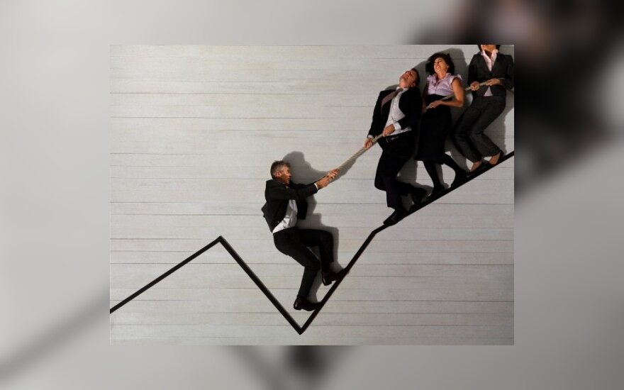 A.Kubilius apie ūkio augimą: einame teisinga kryptimi