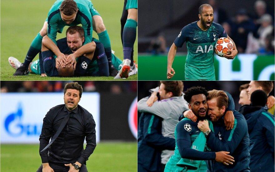 """Tottenham Hotspur"" – Čempionų lygos finale"