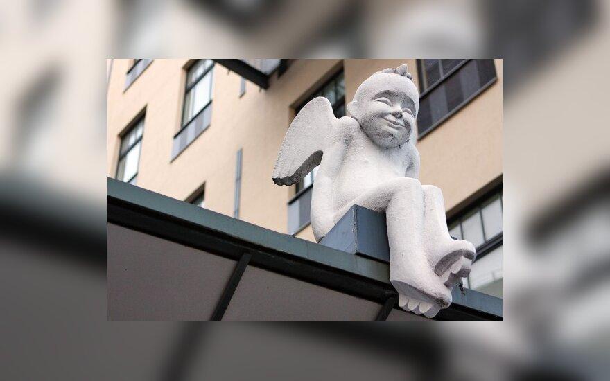 Anykščiuose – angelų muziejus