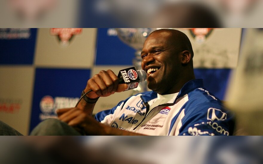 Shaquille`as O`Nealas