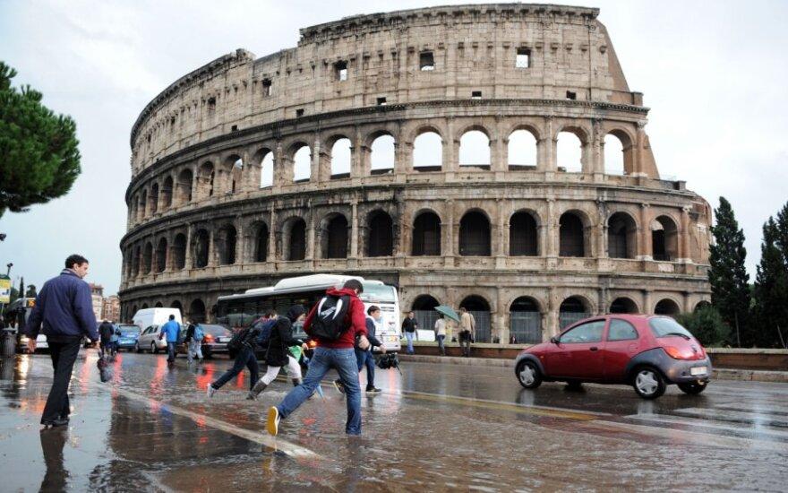 Koliziejus Romoje