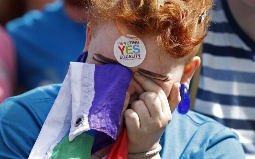 Airija po referendumo dėl homoseksualių porų santuokų