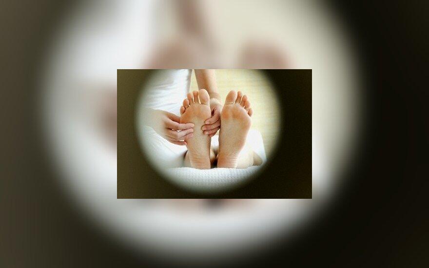 Nubausta erotinius masažus siūliusi prostitutė