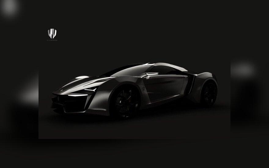 W Motors Hyper Sport