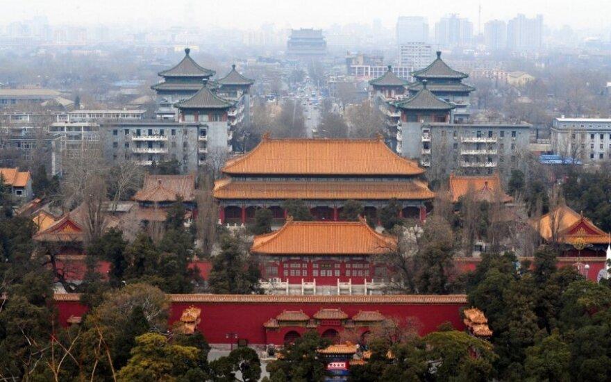 Kiniją užrūstino JAV paskirtas 25 proc. muito mokestis