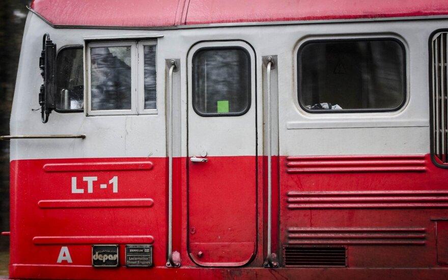 Traukiniai iš Kauno į Balstogę – birželio 17-ąją