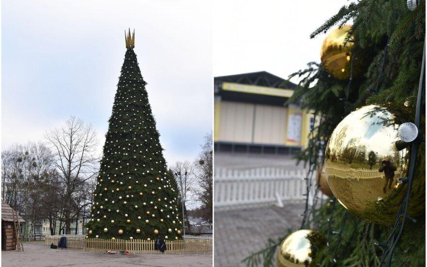 Kalėdos Druskininkuose