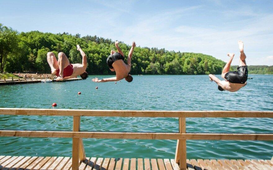 Netrukus į Lietuvą sugrįš tikra kaitra: kokios tikėtis vasaros?
