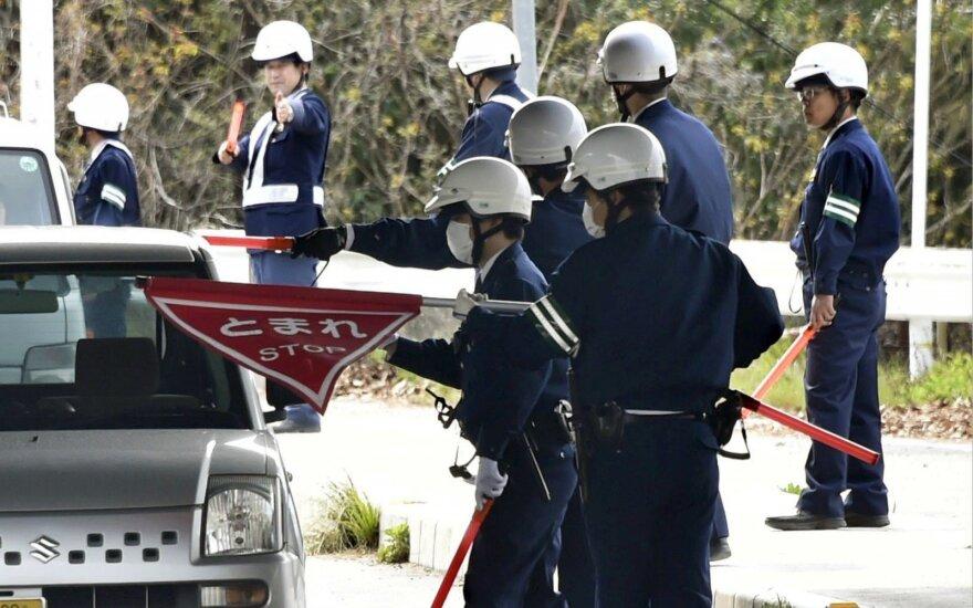 To Japonija nebuvo mačiusi: vieną bėglį gaudo 6 tūkst. policininkų