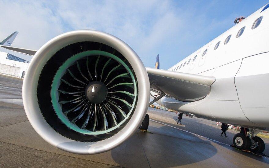 """""""Lufthansa"""" ėmėsi pokyčių antrinės įmonės """"Brusels Airlines"""" vadovybėje"""