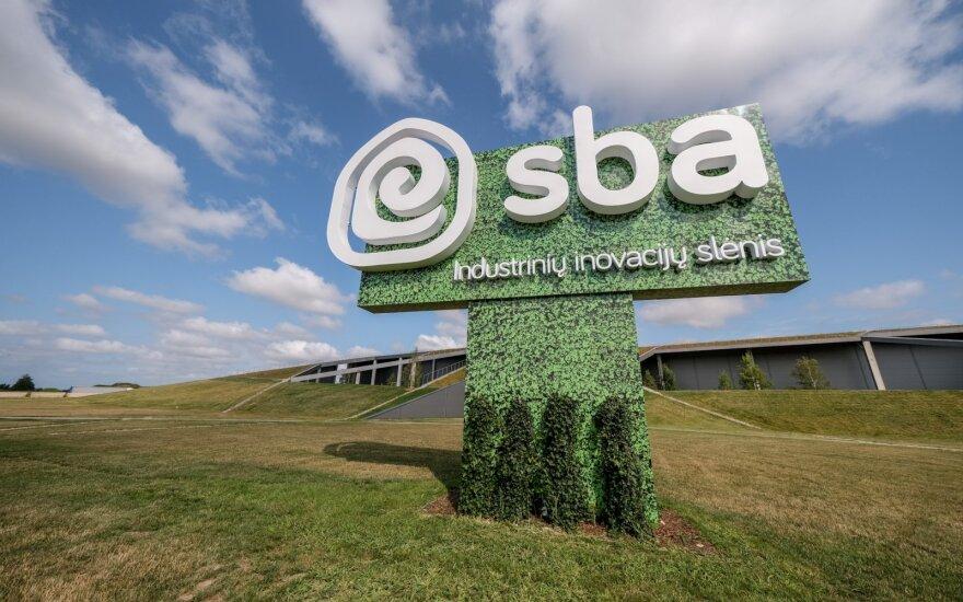 SBA tęsia plėtrą