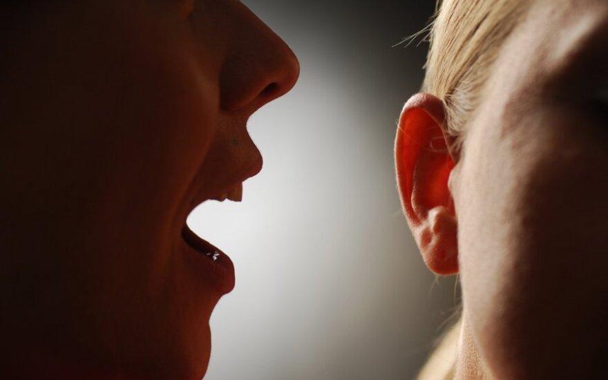 Kolegių elgesiu pasibaisėjusi moteris neištvėrė
