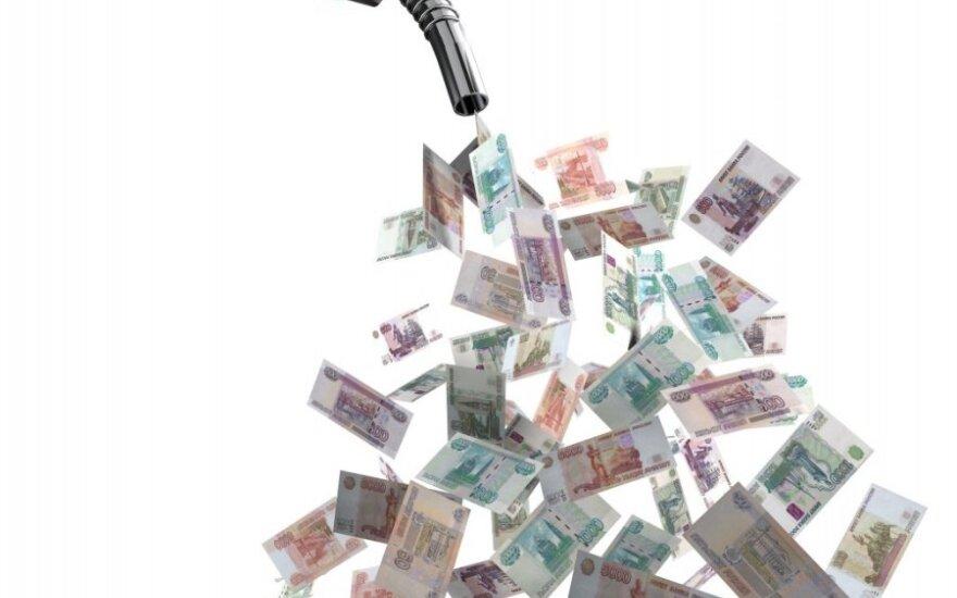 Vokiečių energetikas: užkeltoms rusų dujų kainoms ateina galas