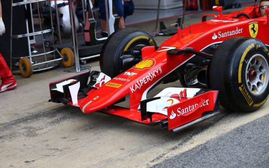 """""""Ferrari"""" automobilis"""