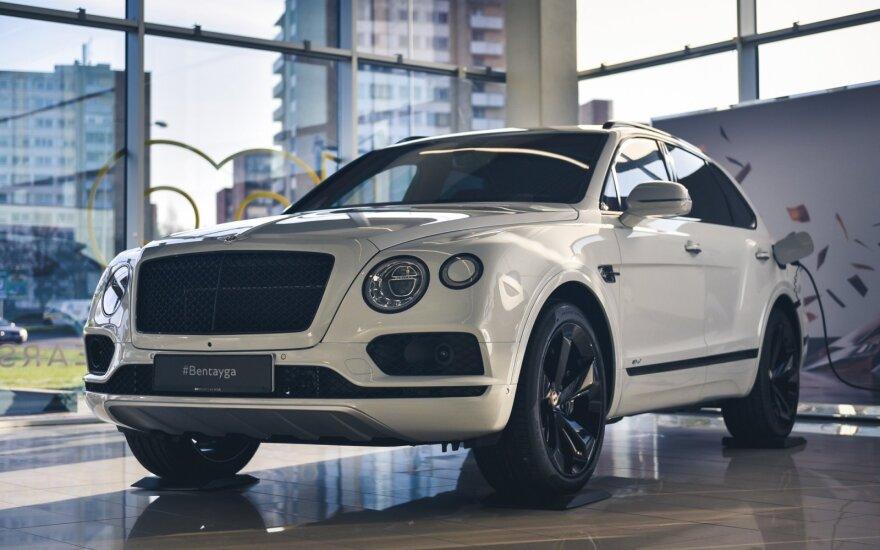 """""""Bentley Bentayga Hybrid"""""""