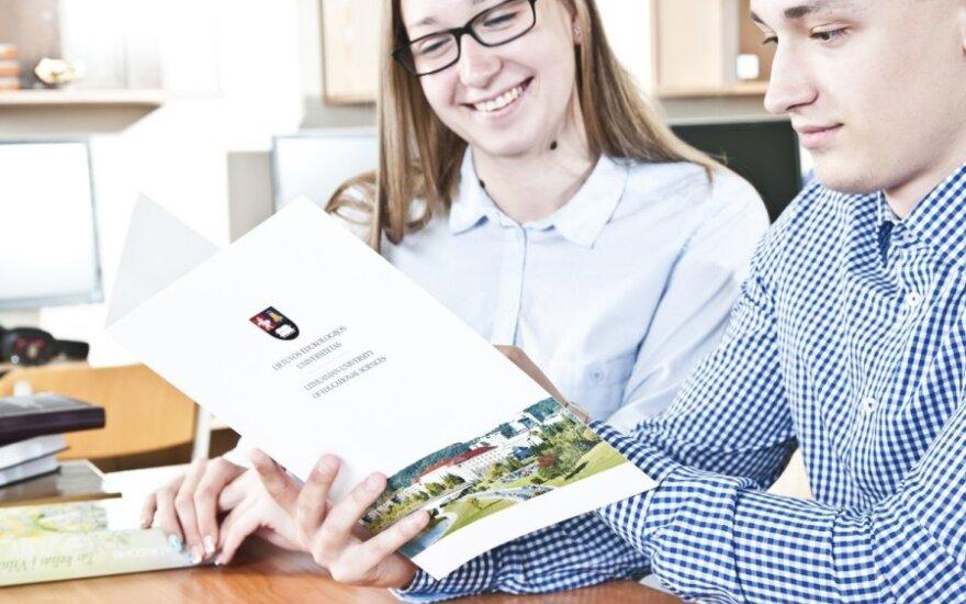 LEU patvirtinta nauja dviguba studijų programa istorijos ir anglų kalbos pedagogika