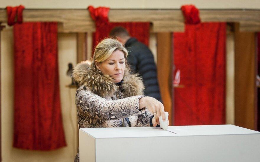 """Nepanaudojama rinkimų statistika – """"auksas"""" politologams ir politikams"""
