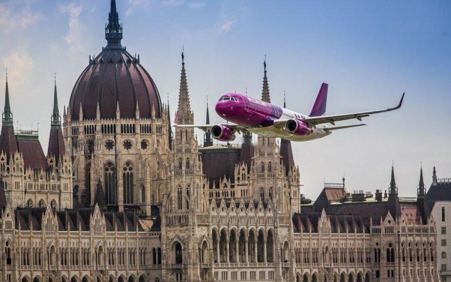Budapešto aviacijos šventė