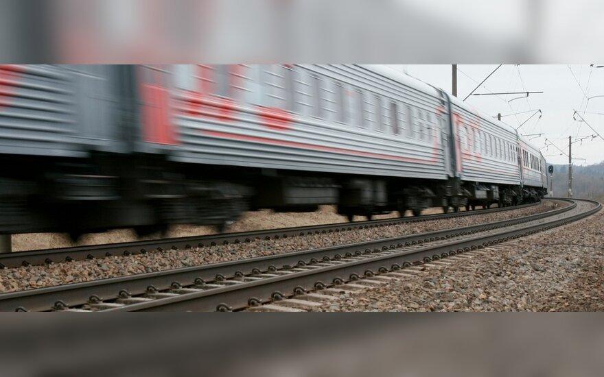 Klaipėdiečius naktimis siutina geležinkelio šaukiniai
