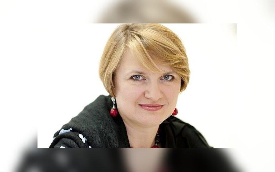 R. Rekašiūtė-Balsienė - finansų ministro patarėja