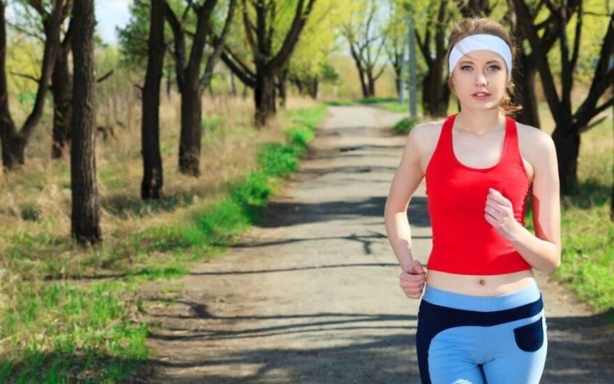 Kodėl prieš sportuojant svarbu padaryti apšilimą