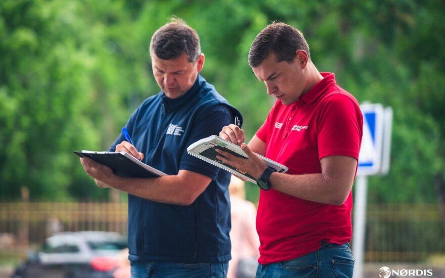 Lietuvos automobilių sporto federacijoje prasideda pokyčiai