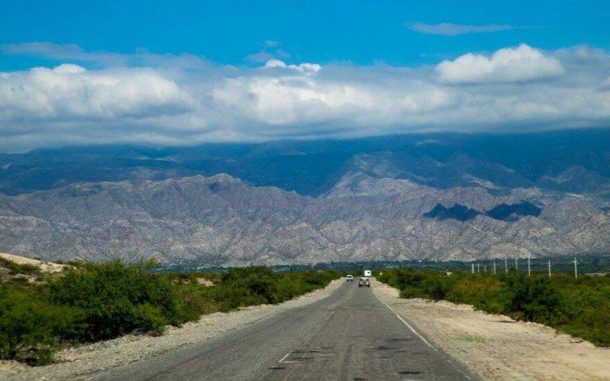 Argentinos keliuose