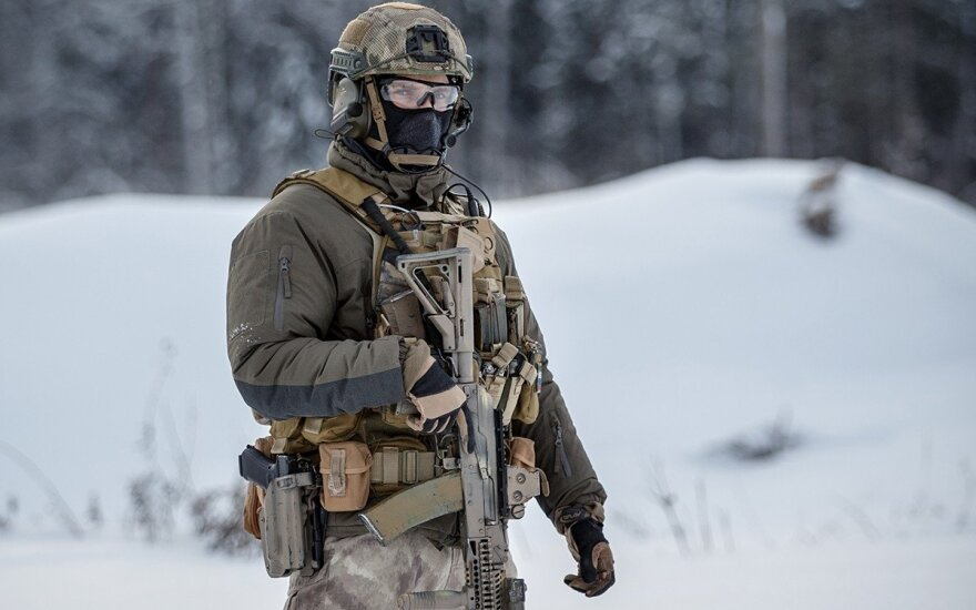 Norvegijos žiniasklaida: šalyje slapta išsilaipino Rusijos specialiosios pajėgos