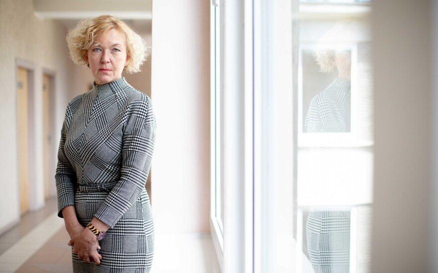 Prezidentūra: Rudėnaitės istorijoje daugiau politikos nei teisės