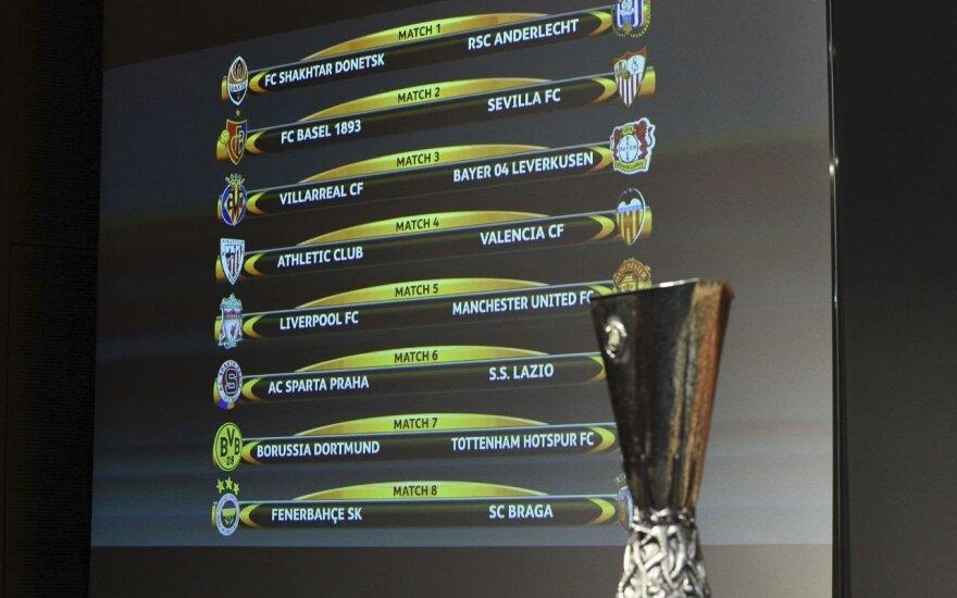 UEFA Europos lygos burtai