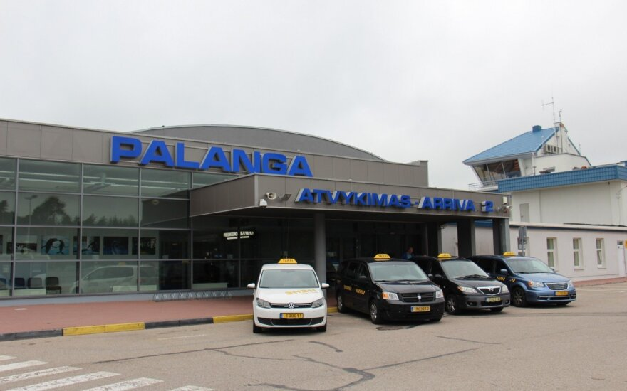 First flight from Palanga to gateway to fjords of Norway has taken off