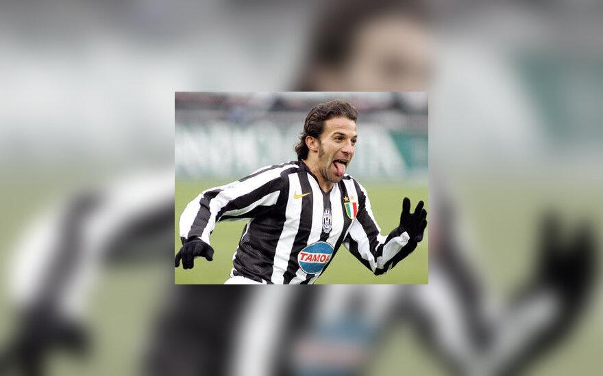 """Alessandro del Piero (""""Juventus"""")"""