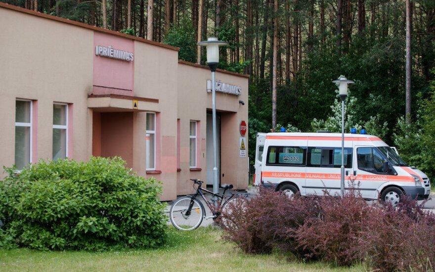 Po žinios apie mirtimi pasibaigusį atvejį Vilniuje – ligoninės atsakas: padarėme viską, ką galėjome