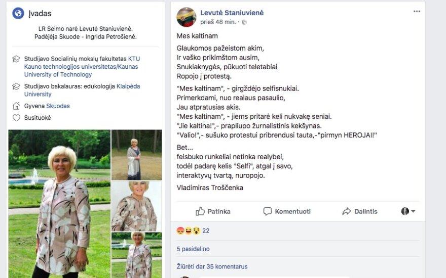 Levutė Staniuvienė