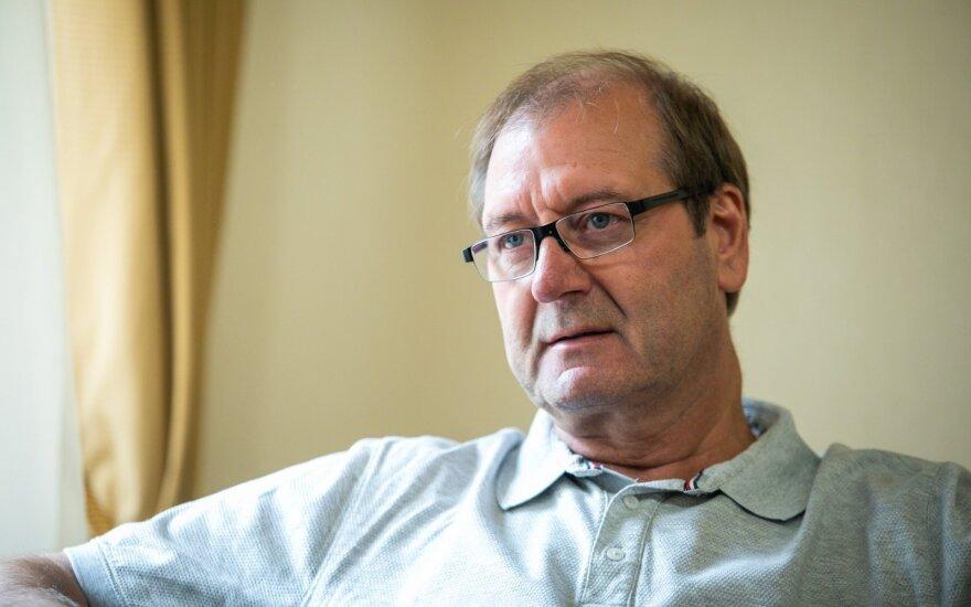 Viktoras Uspaskichas: taip, koalicija su konservatoriais – galima