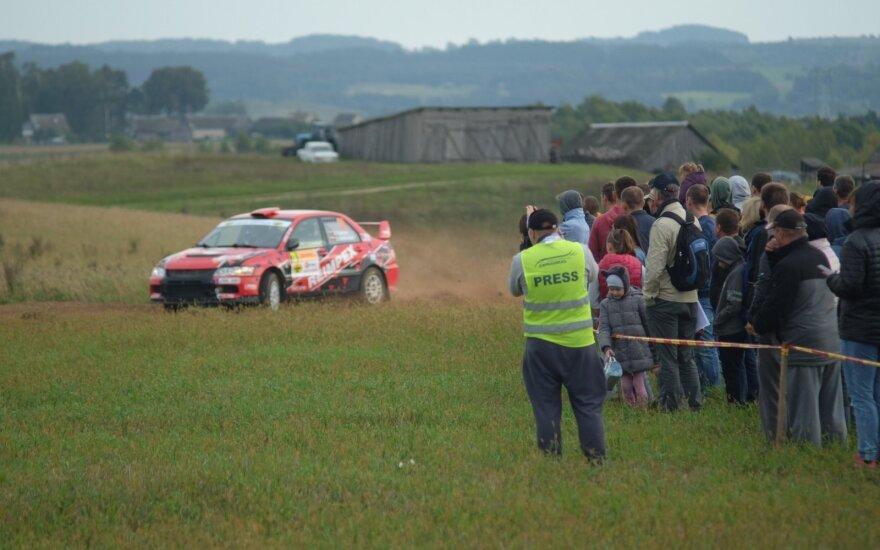 """DHL Rally Elektrėnai"""