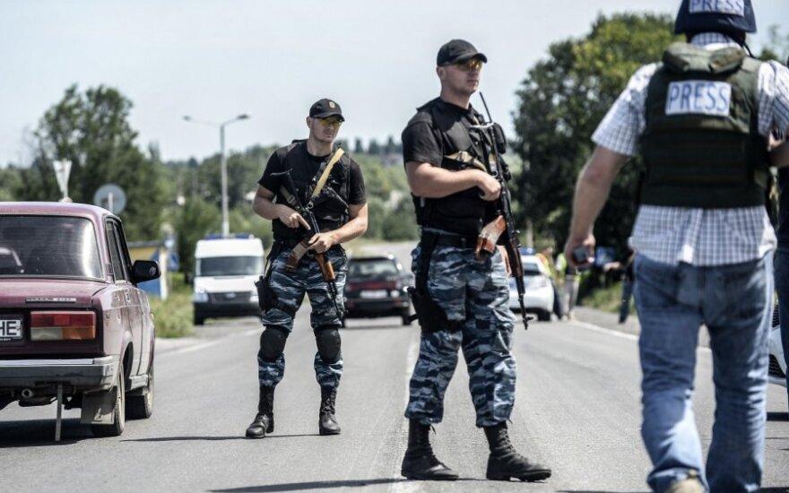 Numušto lainerio nuolaužas mėginusi pasiekti tarptautinė policijos grupė turėjo pasukti atgal