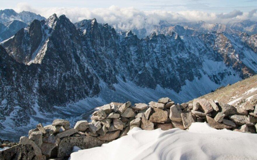 Tatrų kalnuose žuvo žinoma lenkų alpinistė