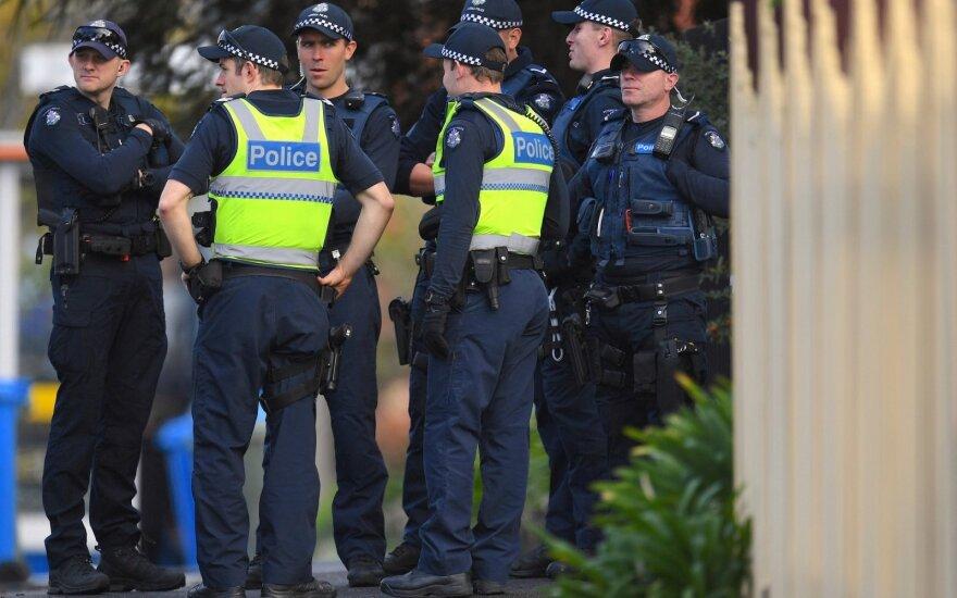 Melburne sulaikyti trys teroristines atakas planavę vyrai