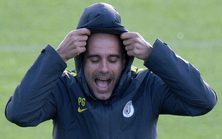 UEFA Čempionų lygoje – J. Guardiolos sugrįžimas į Barseloną