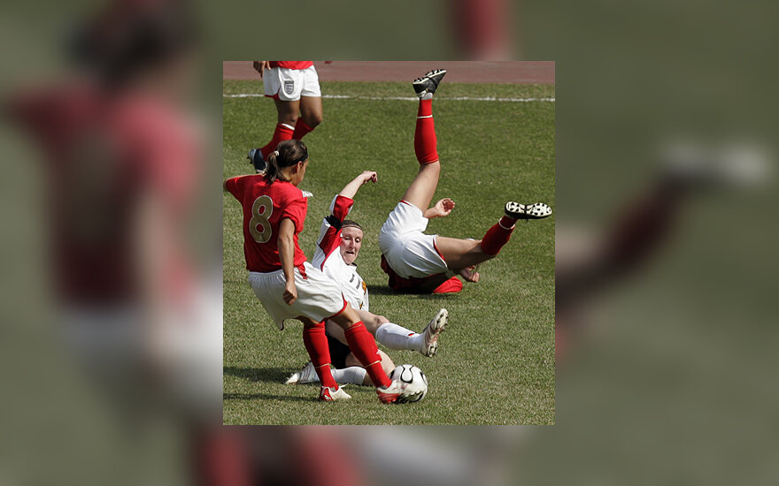 Moteriškas futbolas