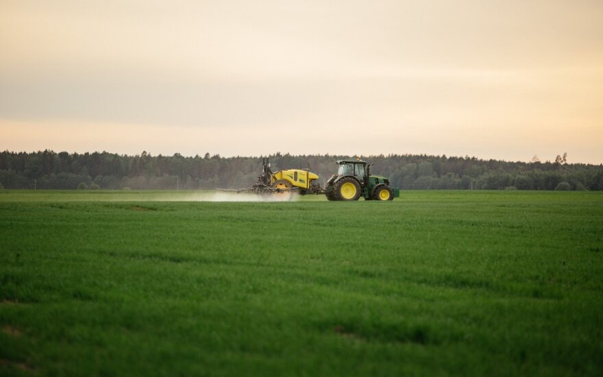 Vašingtonas skiria šalies ūkininkams 19 mlrd. dolerių