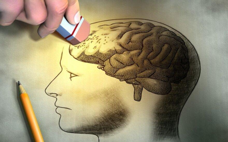 Trumpas testas, po kurio pasibaisėsite savo atmintimi