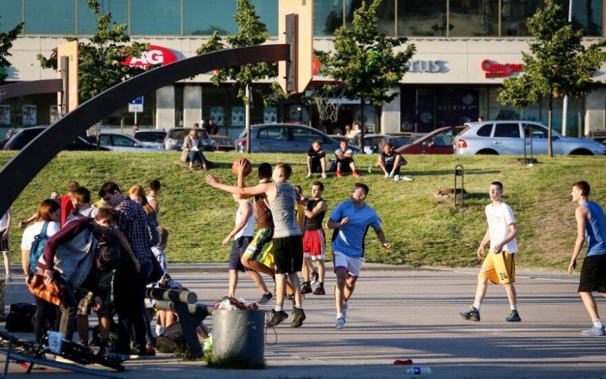 Lietuvos mokinių olimpinis festivalis pasiūlys savotišką socialinį tinklą