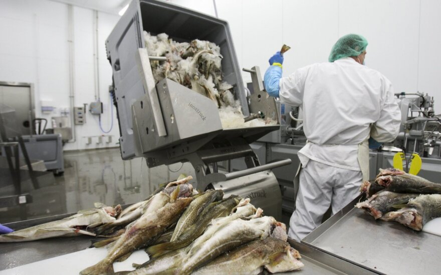 Belarus lifts ban on fish imports from Lithuania