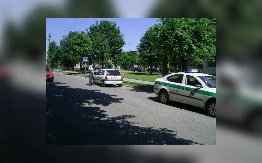 Vienoje iš šalies apskričių vyks policijos reidas