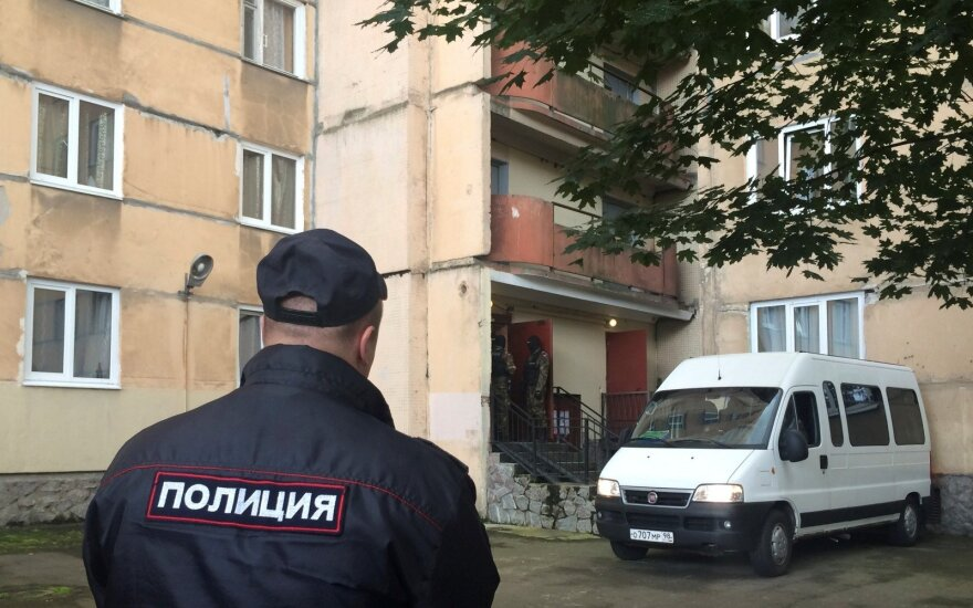 Rusija: po brutalaus smurto – ciniški pareiškimai