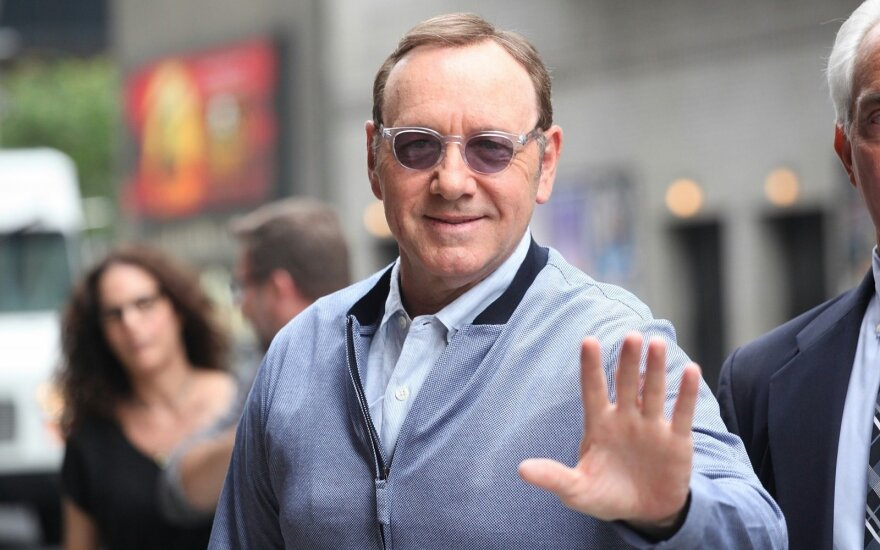 Kevinas Spacey