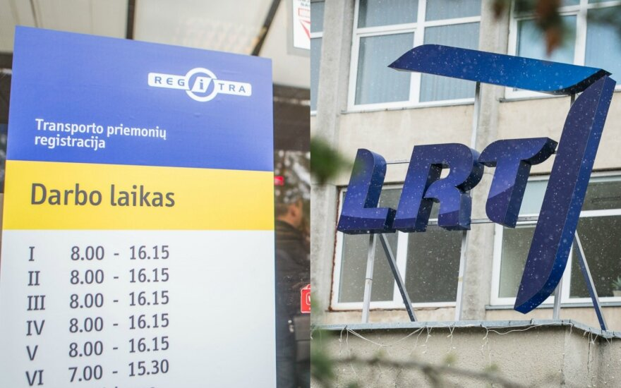 """Po Panevėžio """"Regitros"""" skandalo: noriu, kad ir LRT atsakytų į klausimus"""