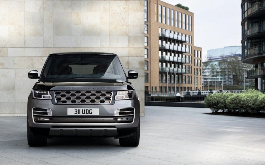 """Range Rover SVAutobiography"""